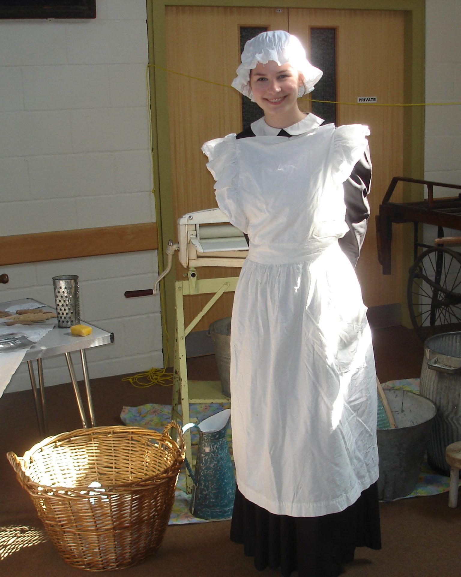 Victorian Washday