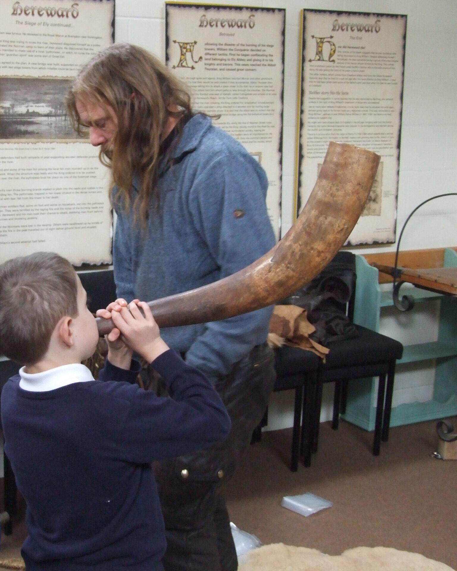 Stone Age to Iron Age