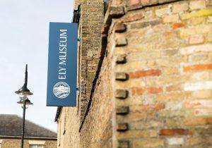Ely Museum's new website & branding