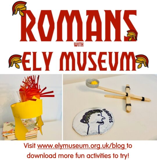 #MuseumFromHome: Romans