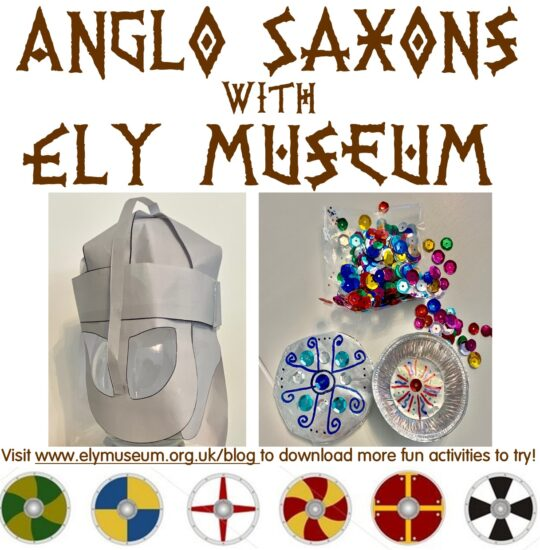 #MuseumFromHome: Anglo Saxons
