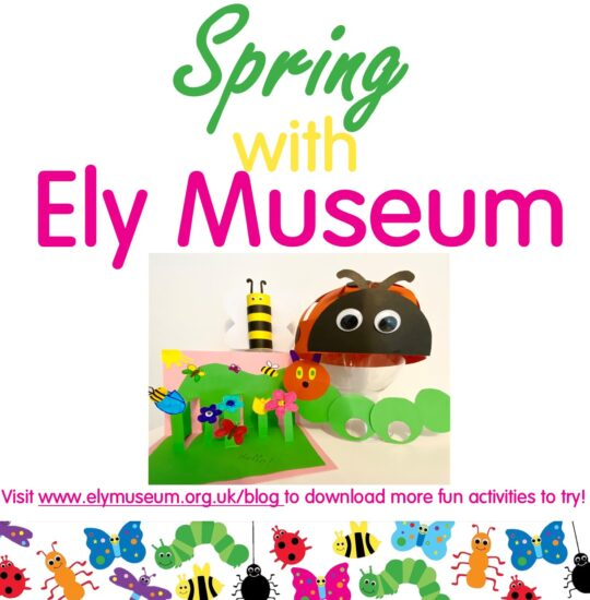 #MuseumFromHome: Spring