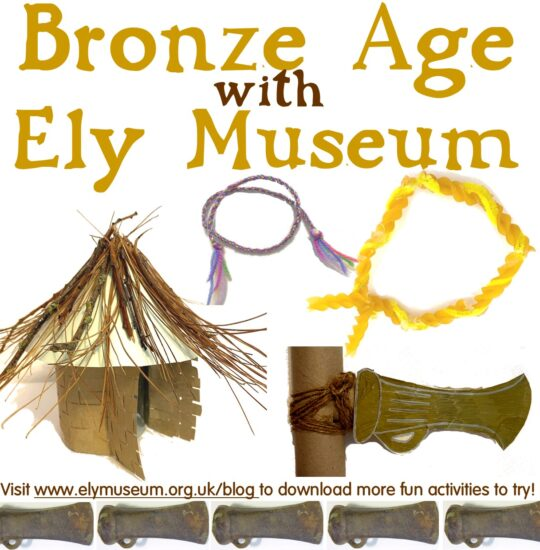 #MuseumFromHome: Bronze Age