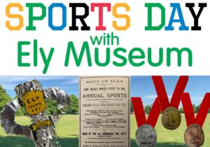 #MuseumFromHome: Sports Day