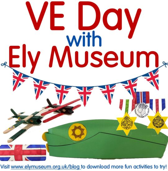 #MuseumFromHome: VE Day