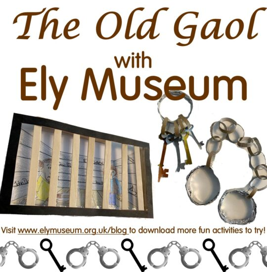#MuseumFromHome: The Old Gaol