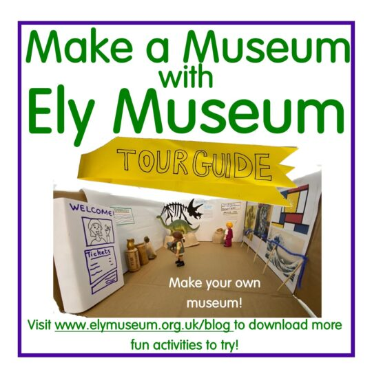 #MuseumFromHome: Make A Museum