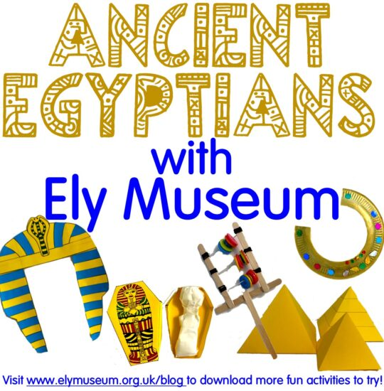 #MuseumFromHome: Ancient Egyptians