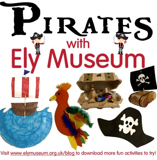 #MuseumFromHome: Pirates
