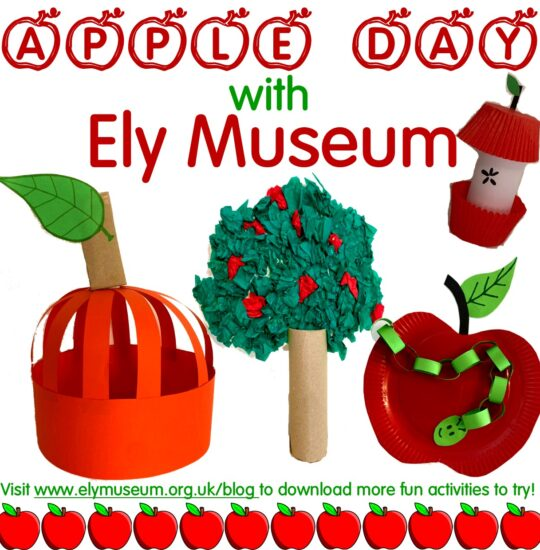#MuseumFromHome: Apple Day