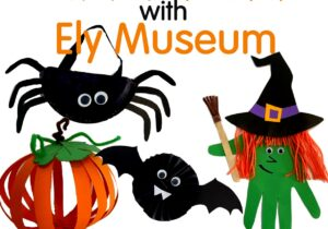 #MuseumFromHome: Halloween