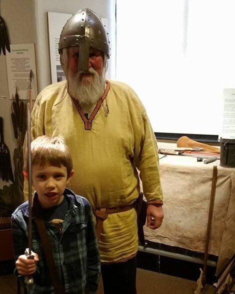 Anglo-Saxons – Etheldreda, Aedwen and Hereward