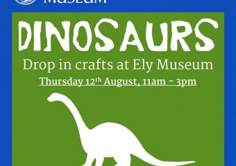 Summer Holiday Drop-In Crafts: Dinosaurs
