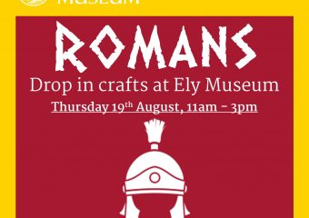 Summer Holiday Drop-In Crafts: Romans
