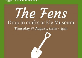 Summer Holiday Drop-In Crafts: The Fens
